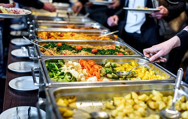 cuisine culinary buffet dinner catering dining food celebration - 吧 公共飲食地方 個照片及圖片檔
