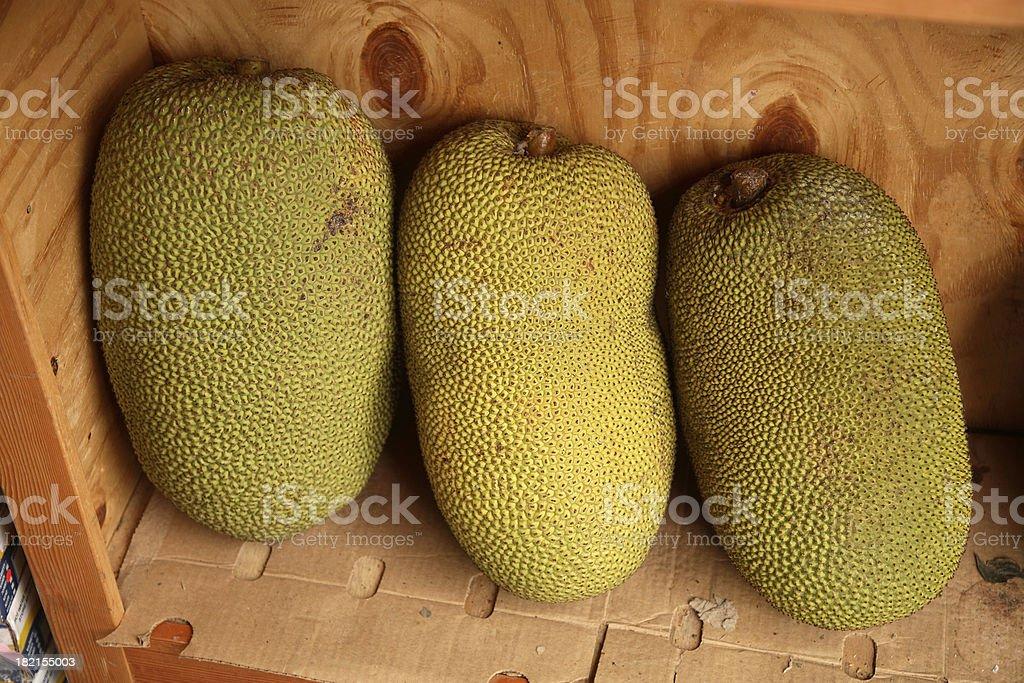 Culinary: Jackfruit stock photo
