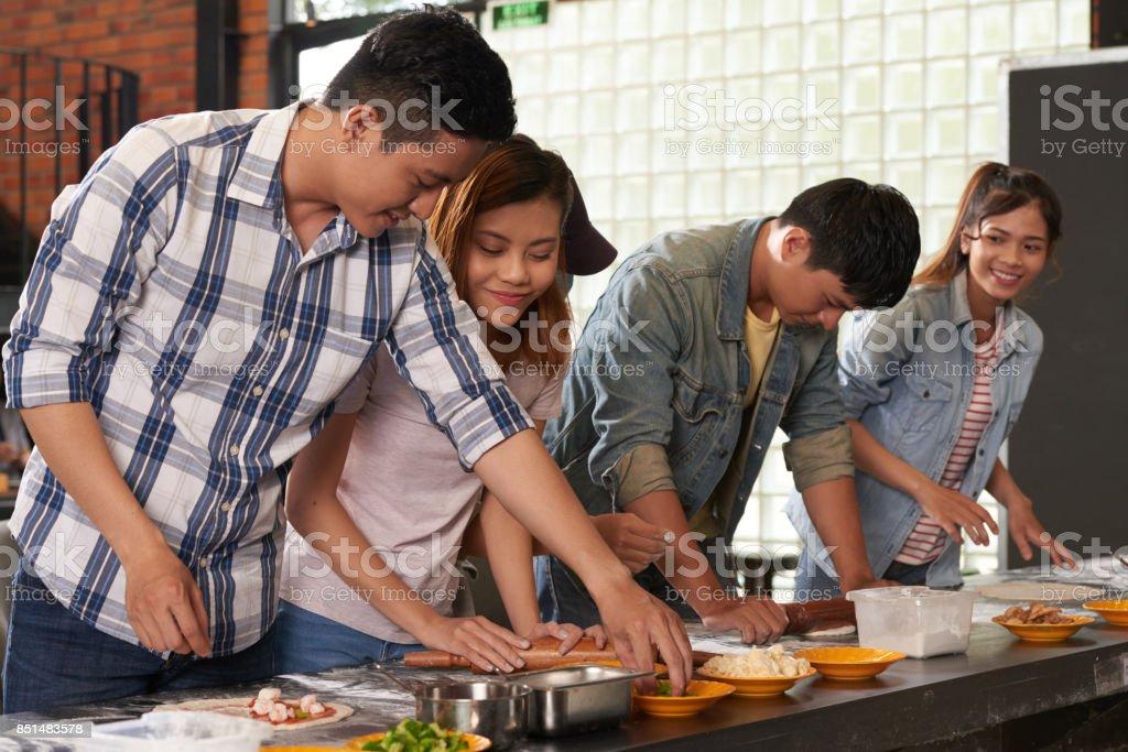 Atelier de cuisine - Photo