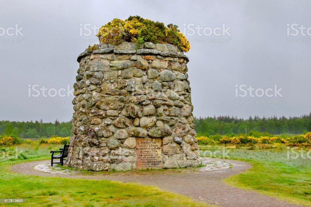 Culloden Battlefield Site Of The Final Jacobite Battle