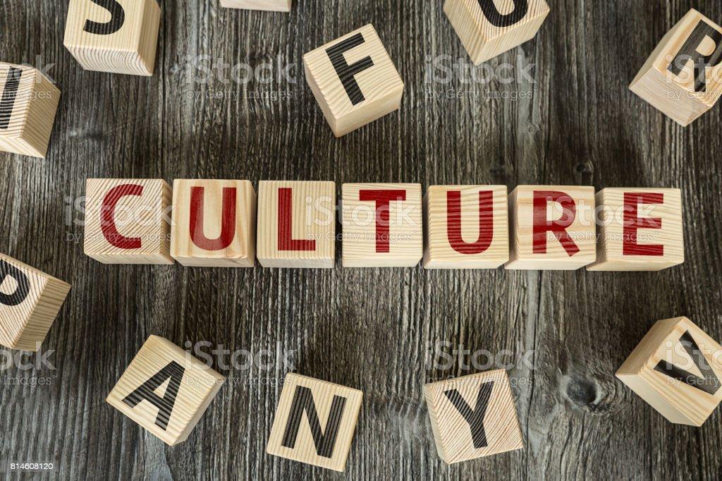 Culture stock photo