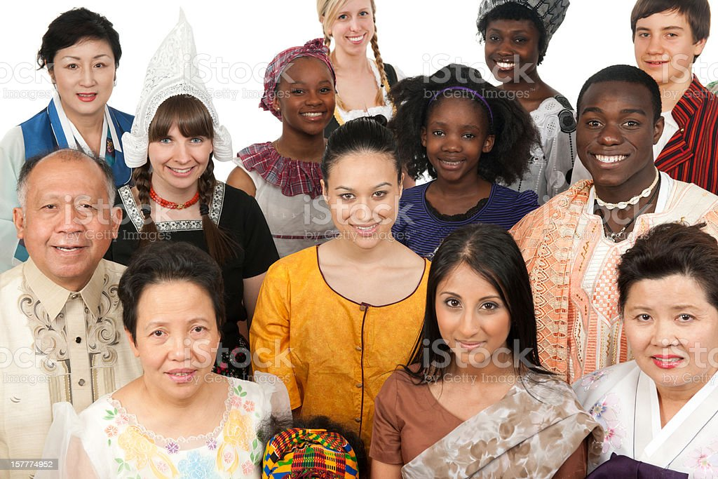 Cultures stock photo