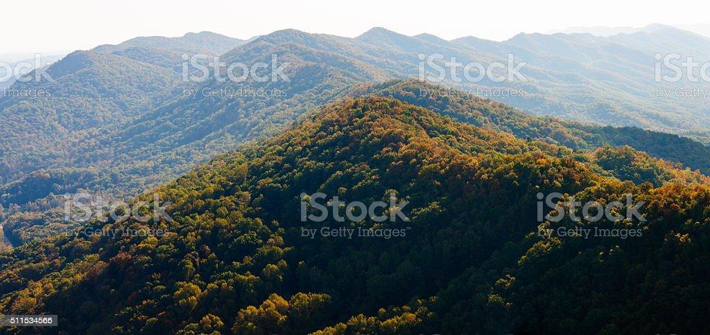 Cumberland Gap National Historical Park stock photo
