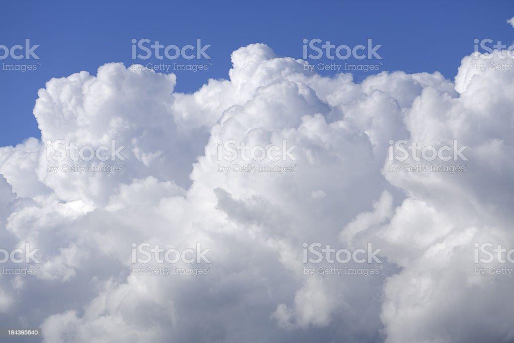 Cumulonimbus Cloud royalty-free stock photo