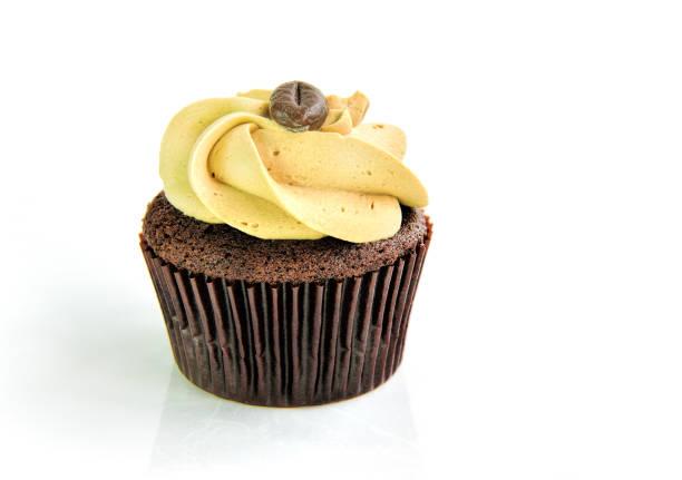 cup cake - biskuitboden stock-fotos und bilder