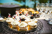 istock cup cakes on a plate 1133752237