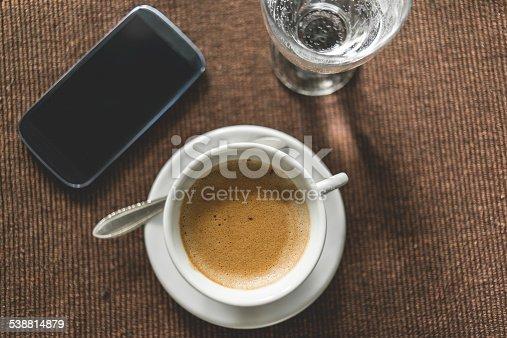 cup of coffee espresso