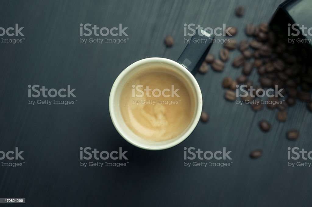 Xícara de café - foto de acervo