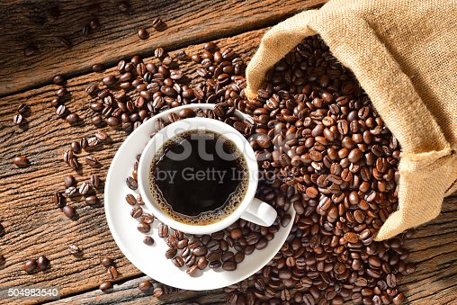 istock Cup of coffee 504983540