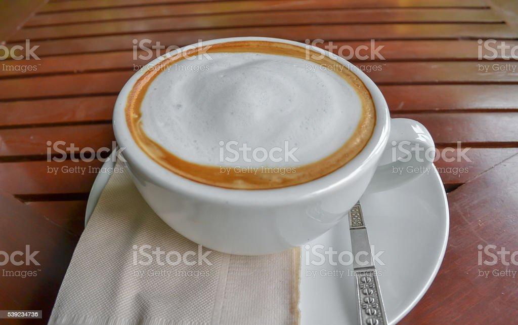 Xícara de café  foto royalty-free