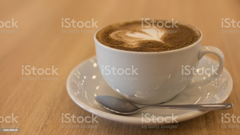Cup of coffee - foto stock