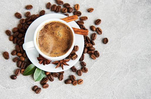 Kopp Kaffe-foton och fler bilder på Aromaterapi