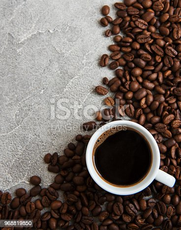 istock Cup of coffee 968819850