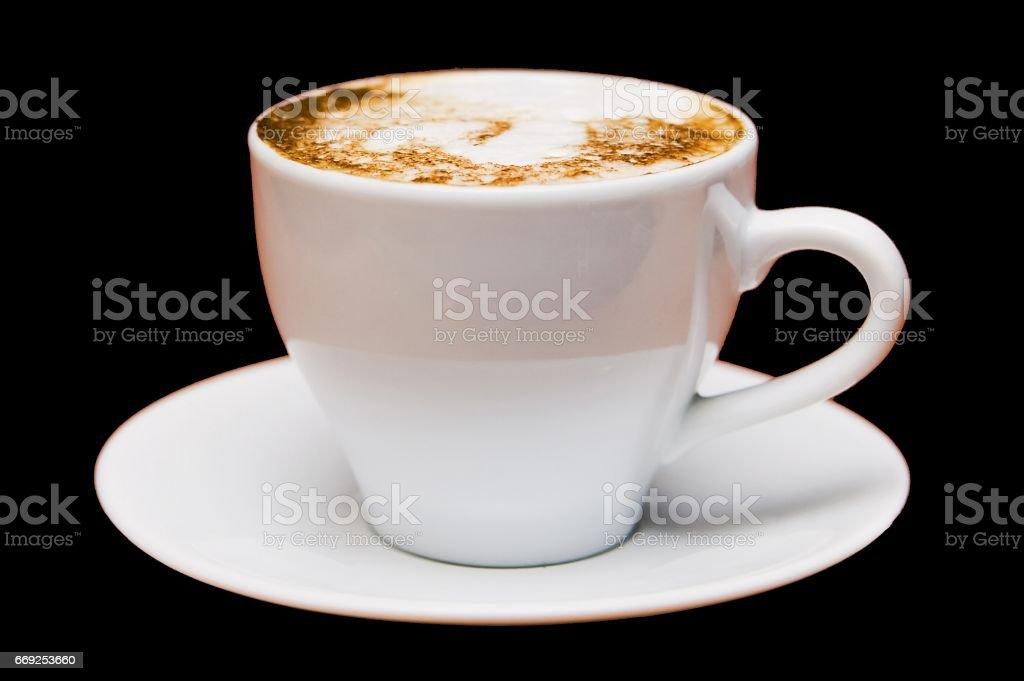 Cup of Coffee / Tea stock photo