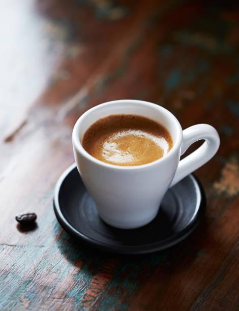 tass'espresso - espresso stock-fotos und bilder