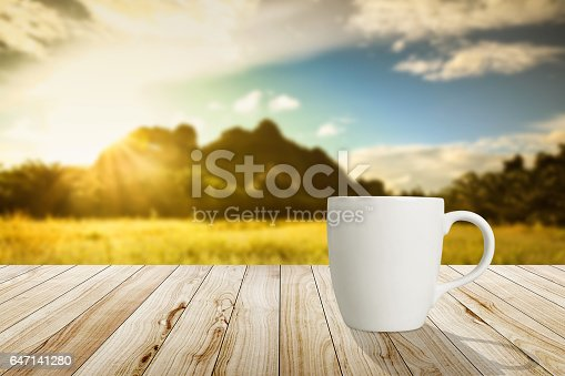 519529874 istock photo cup of hot coffee 647141280