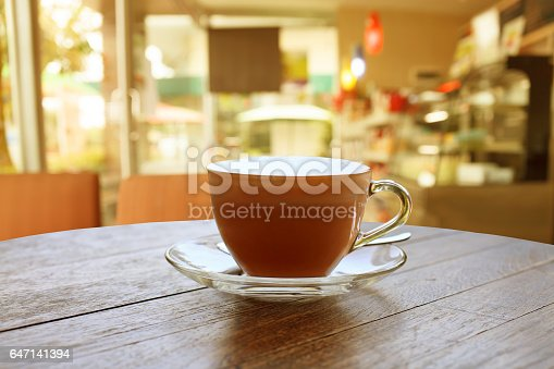 519529874 istock photo cup of hot coffee 647141394