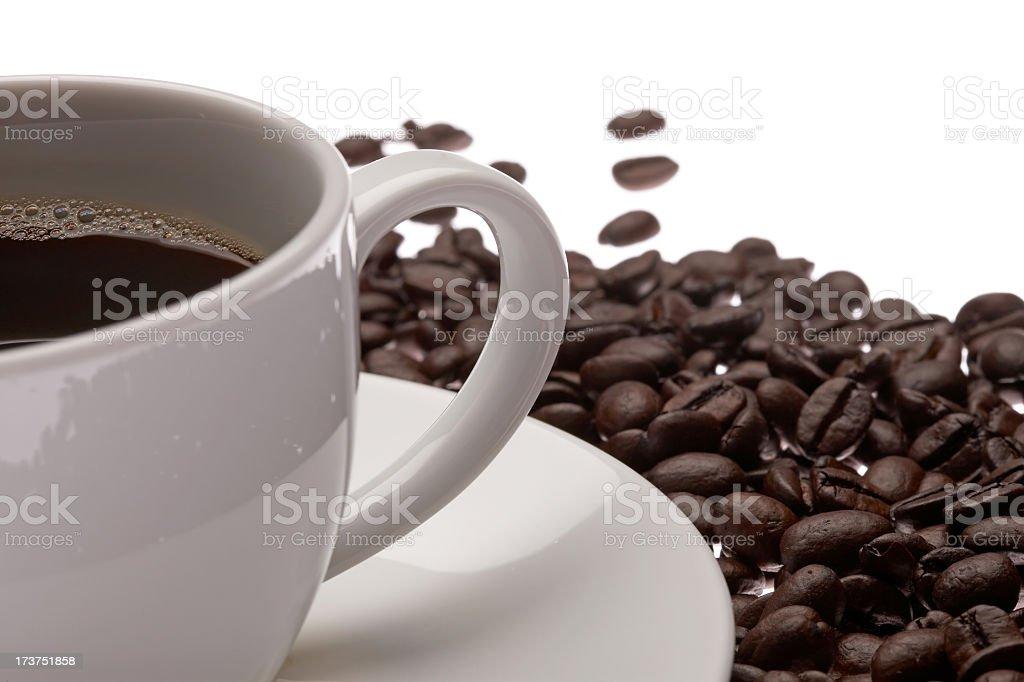 Cup of joe royalty-free stock photo