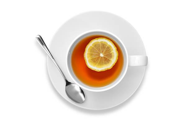 tasse tee  - heiße zitrone stock-fotos und bilder