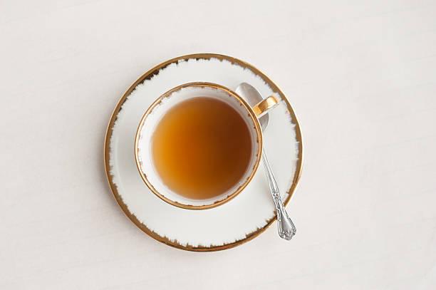cup of tea - theekop stockfoto's en -beelden