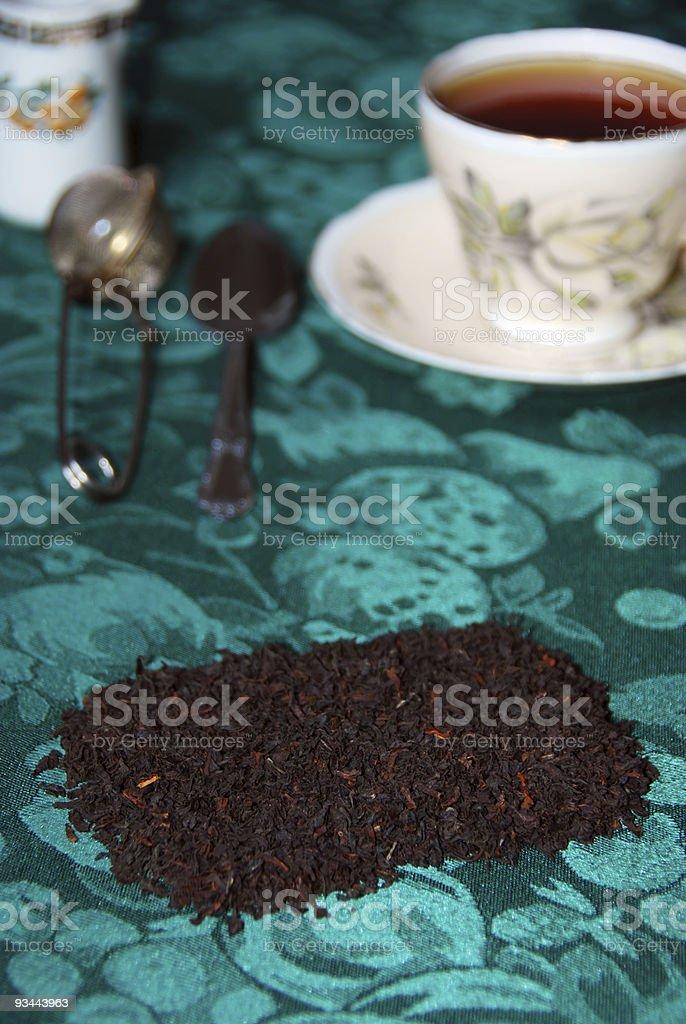 Tasse Tee Lizenzfreies stock-foto