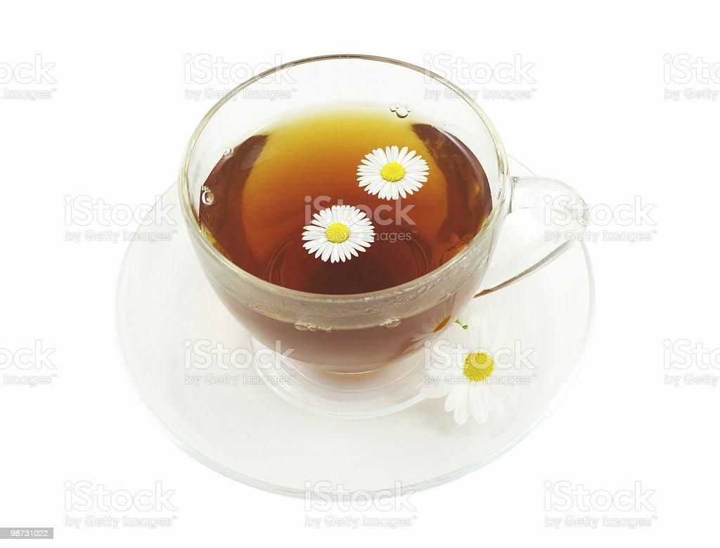 Чашка чая Стоковые фото Стоковая фотография