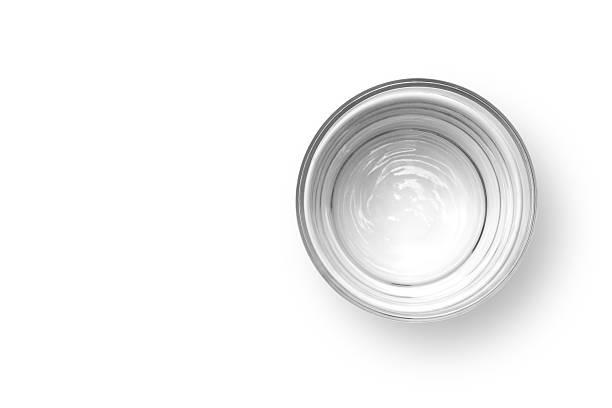 カップの水 ストックフォト