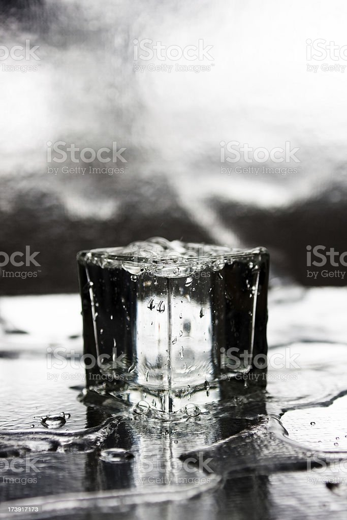 cup with bubbles royalty-free stock photo
