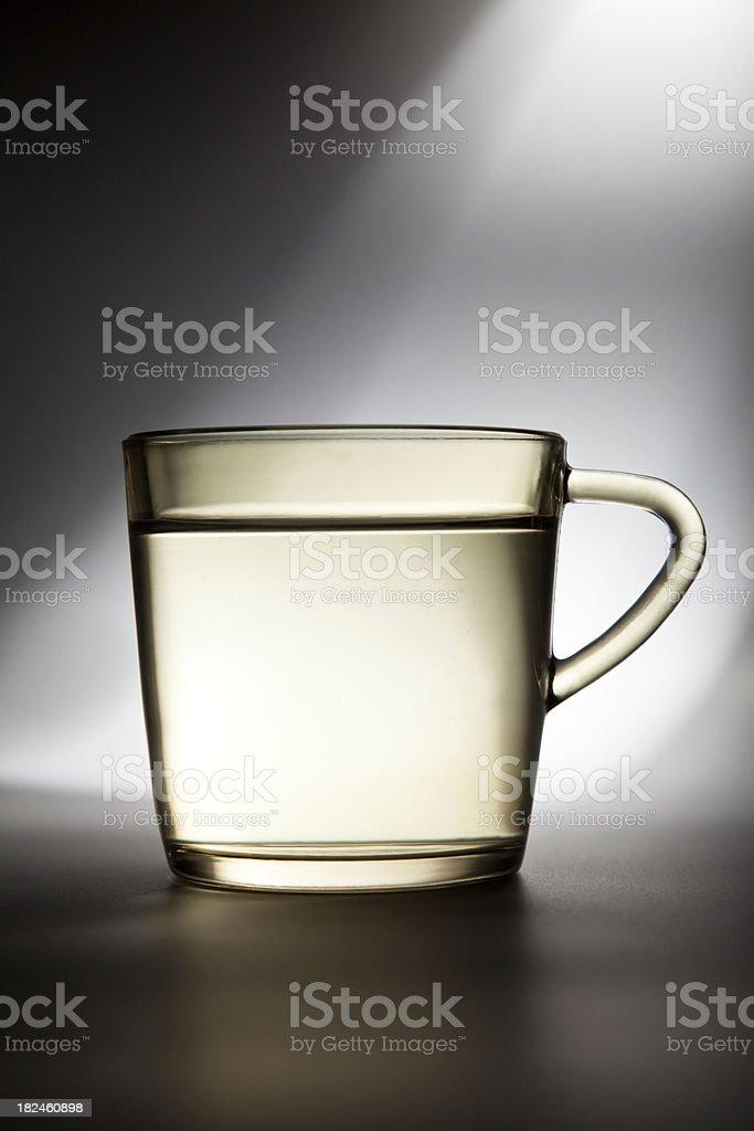 Recipiente con agua foto de stock libre de derechos