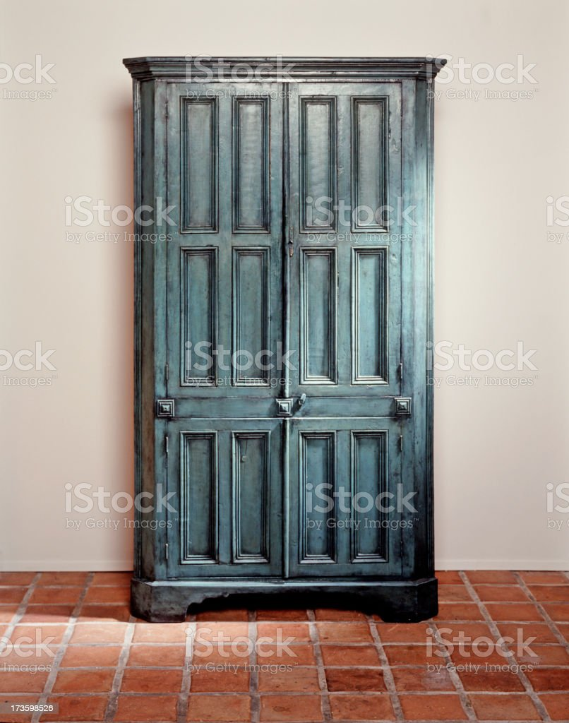 Armoire royalty-free stock photo