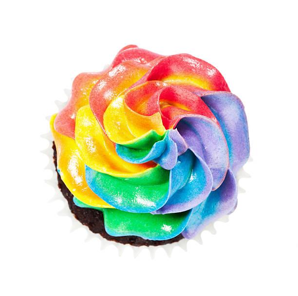 cupcake-zuckerguss - cupcake, zuckerguss stock-fotos und bilder