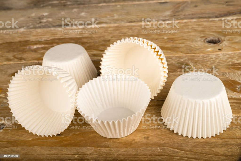 Cupcake Liners Stock Photo Download Image Now Istock