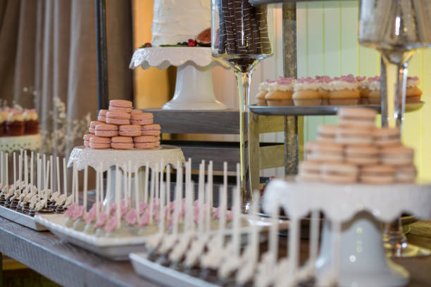 Top 60 Cake Pops Display Stock Photos Pictures And Images Istock