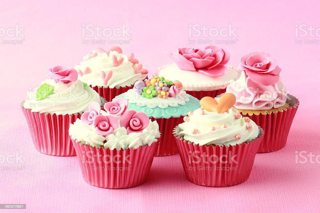 cupcakes royalty-free stock photo