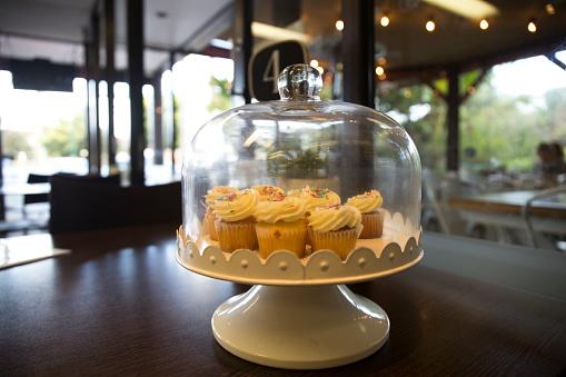 Cupcakes Mit Chips Stockfoto und mehr Bilder von Australien