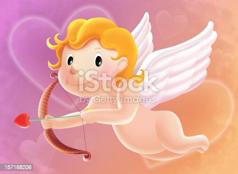 970844120 istock photo Cupid 157168206