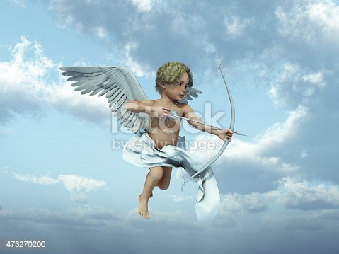 istock Cupid 473270200