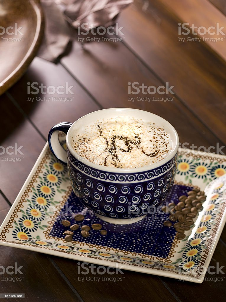 Cuppa Joe royalty-free stock photo