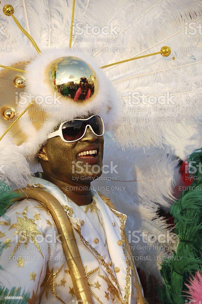 Curaçao Carnival Parade royalty-free stock photo