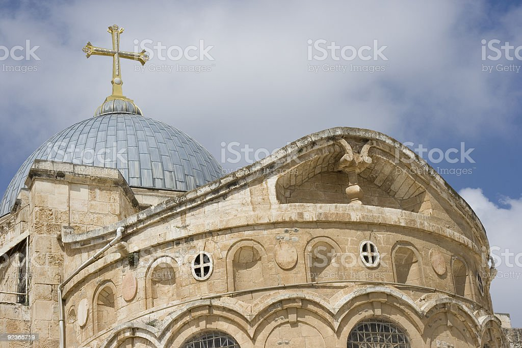 curch stock photo