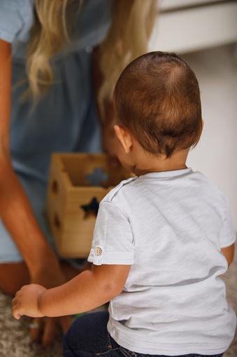 Curiosity is important in kid's development