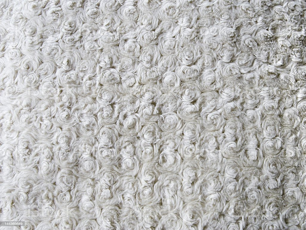 curly wool texture medium shot royalty-free stock photo