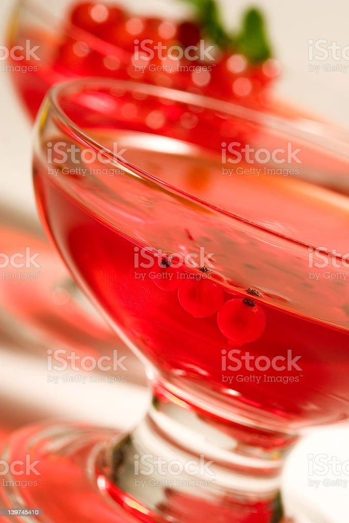 Currant Jelly royalty-free stock photo