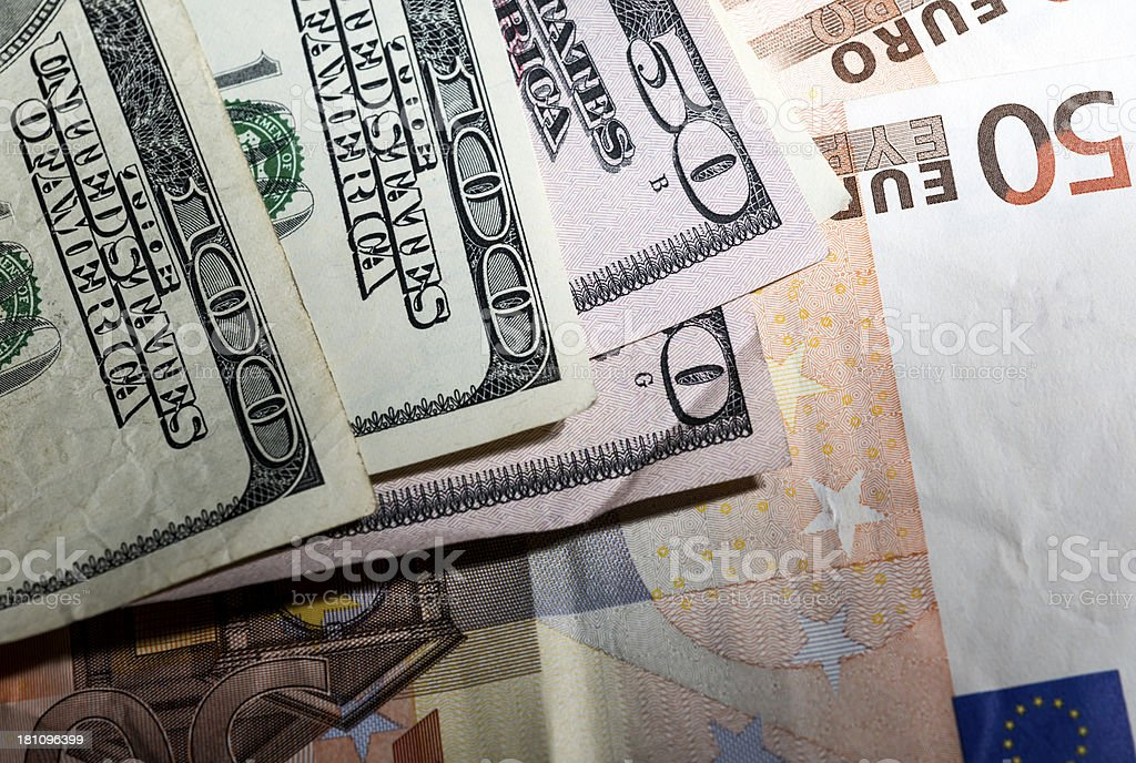 currency background royalty-free stock photo
