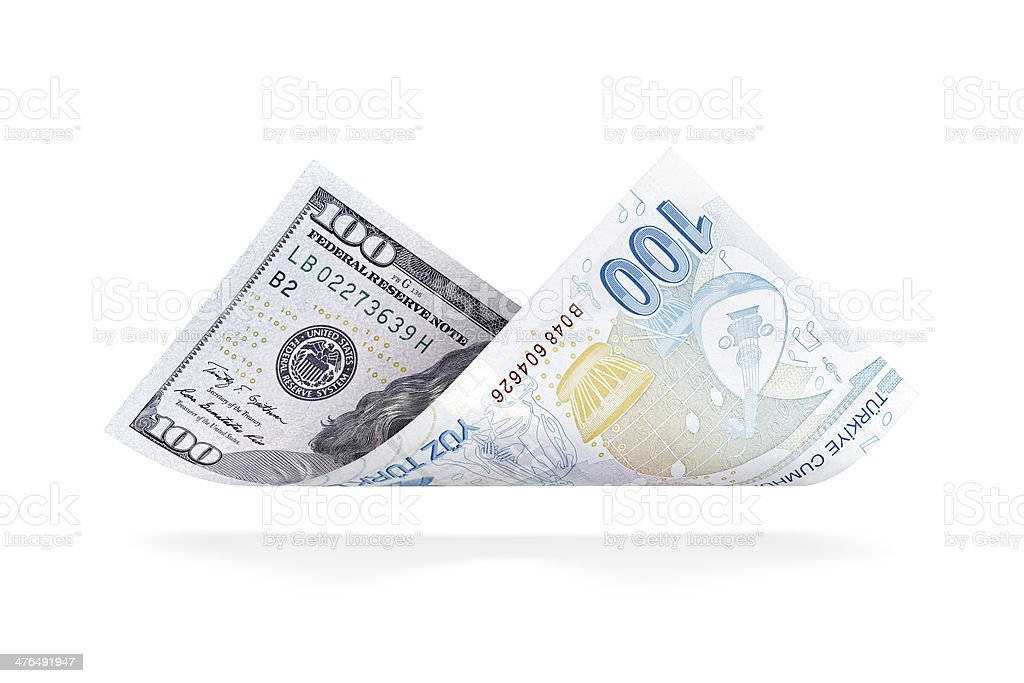 Currency Conversion stock photo