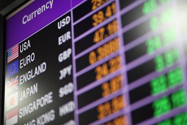 Währung Geldwechsel – Foto