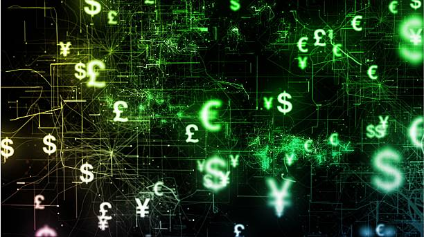 currency money digital stock photo