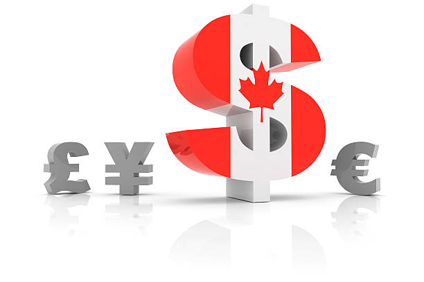 Currency Symbols stock photo