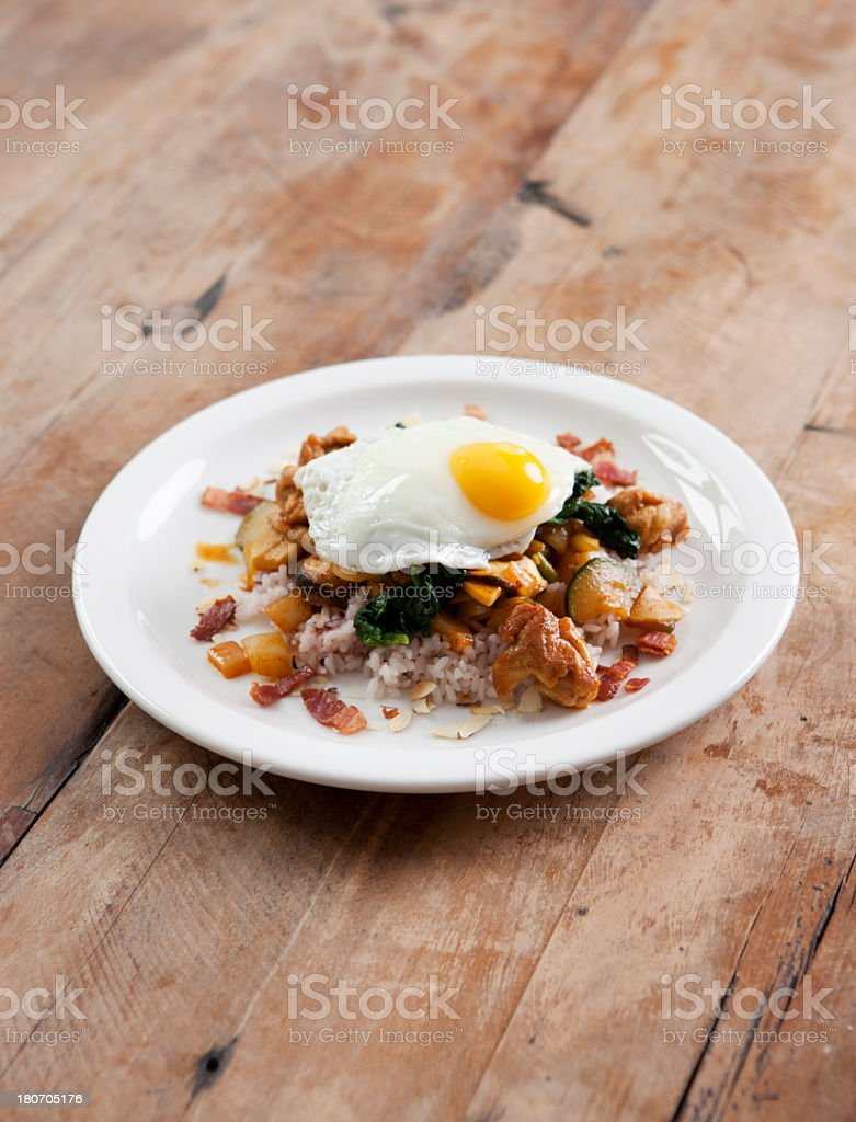 curry dish royalty-free stock photo
