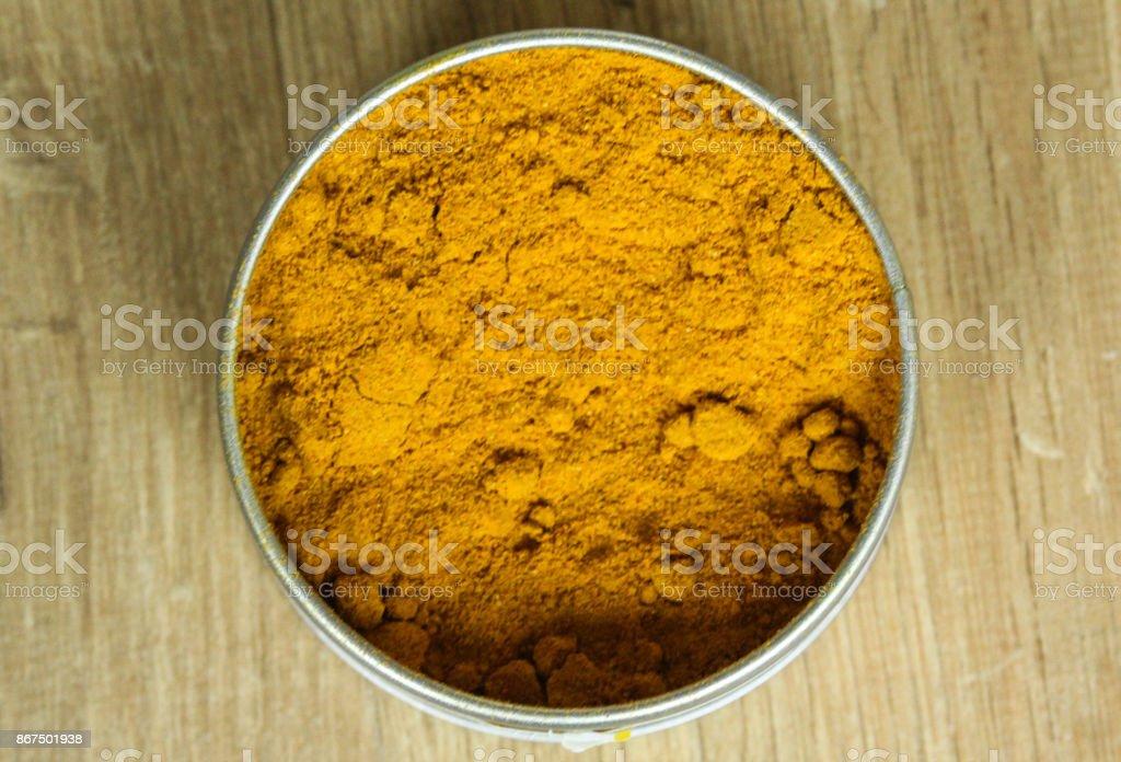 Curry madras stock photo